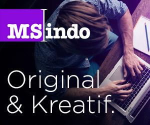 MSIndo Kreatif dan Original