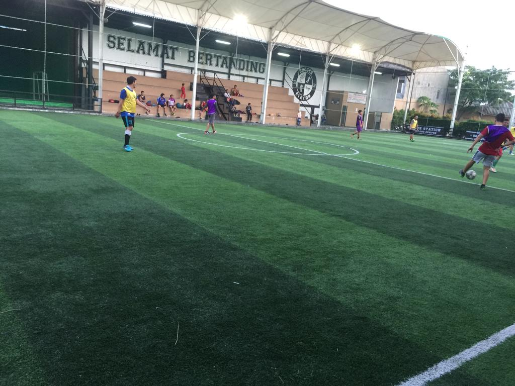Soccer Station