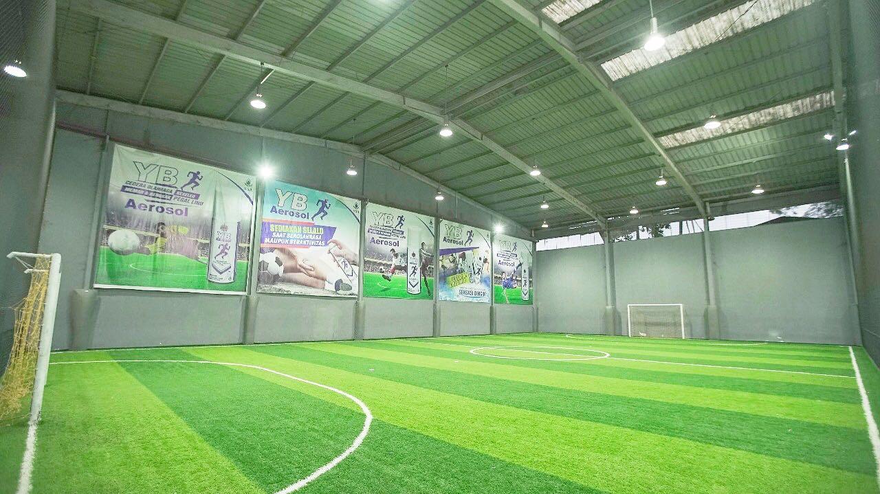 Orion Sports Center - Indosport.com