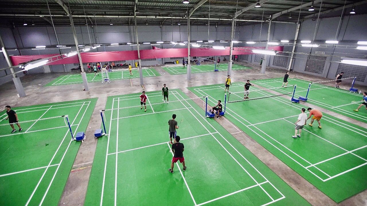Orion Sports Center